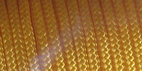 Surfingová šnúra - žltá